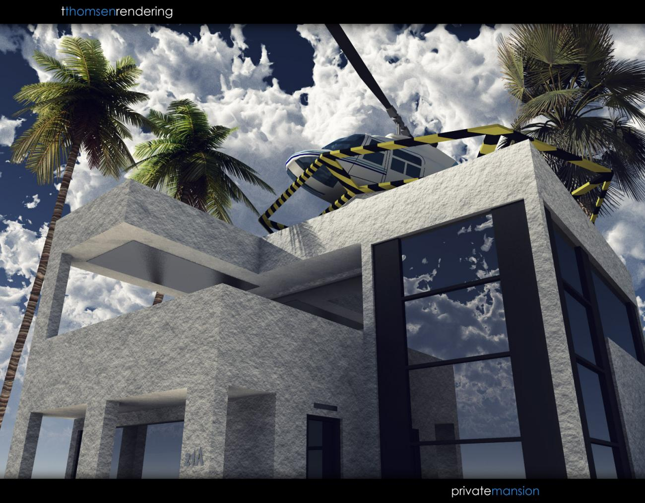 Private Mansion by A-Spot