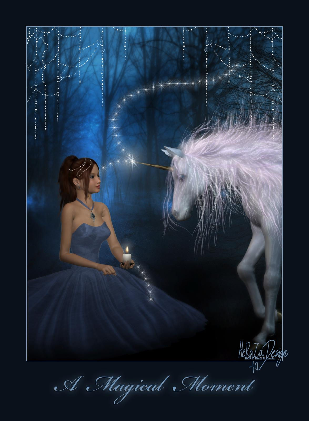 A  Magical  Moment by HeRaZa