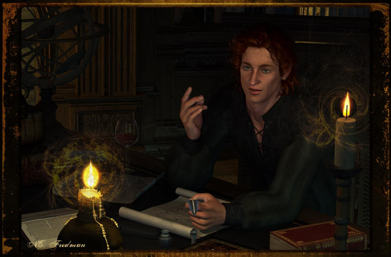 The Wizard in His Study: Taiev