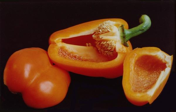 Pips of a pepper.