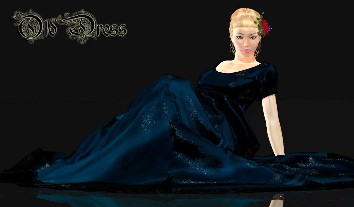 Old Dress by Nathalie_