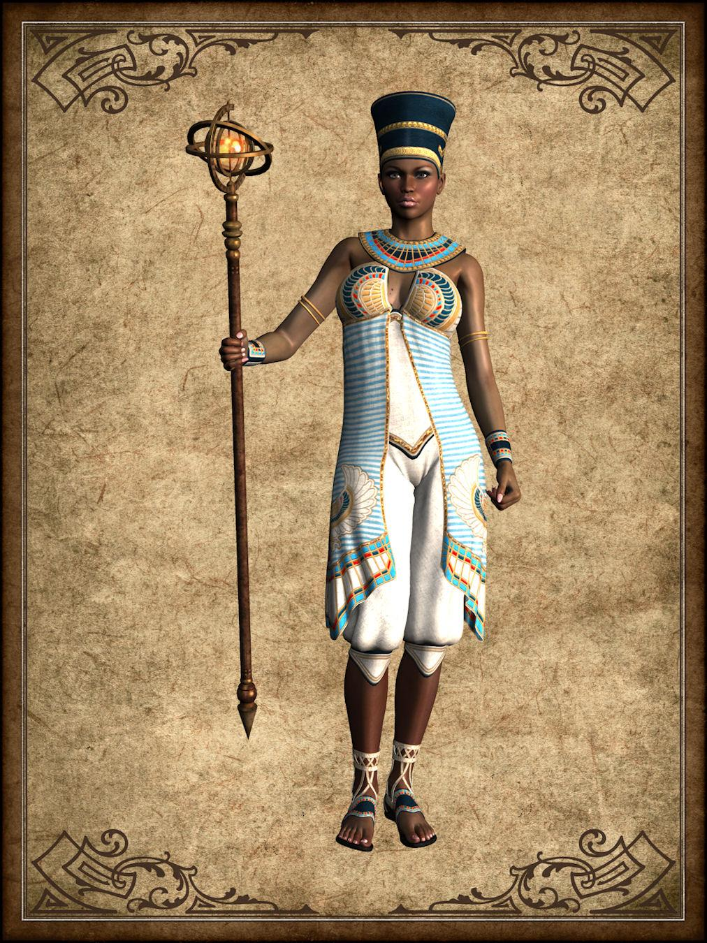 Egyptian by missgrin