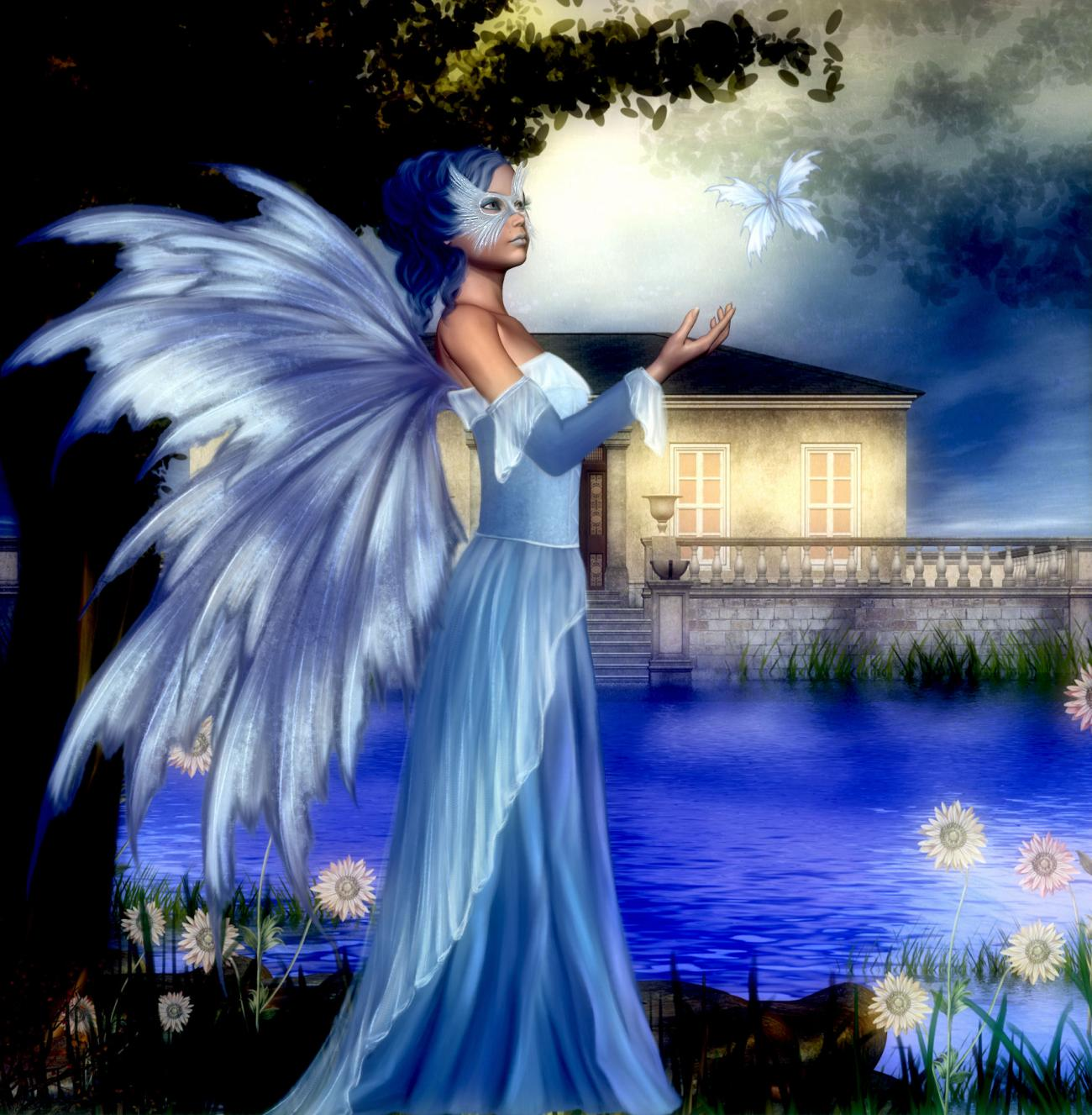 Water Fairy... by missgrin