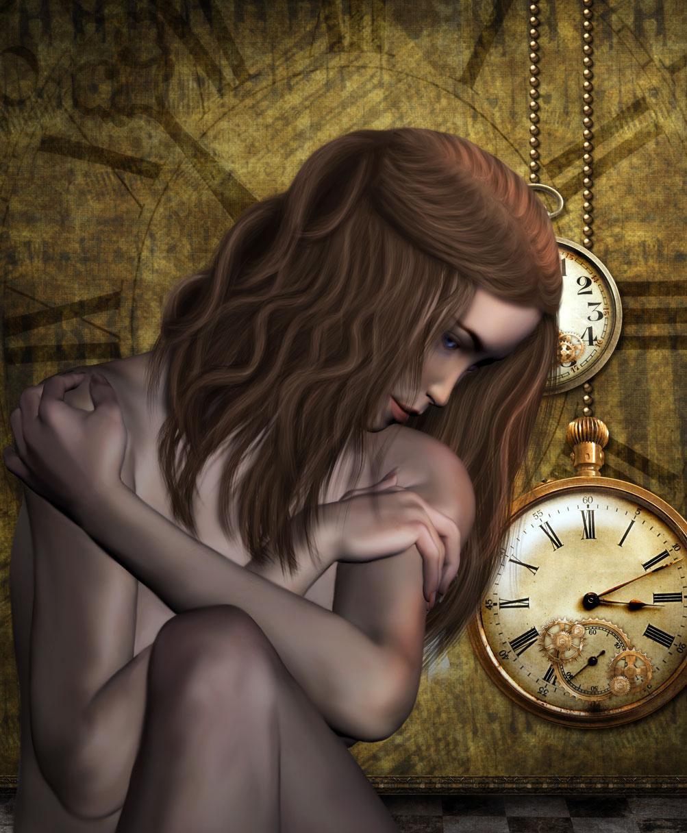 Time will tell... by PoisenedLily