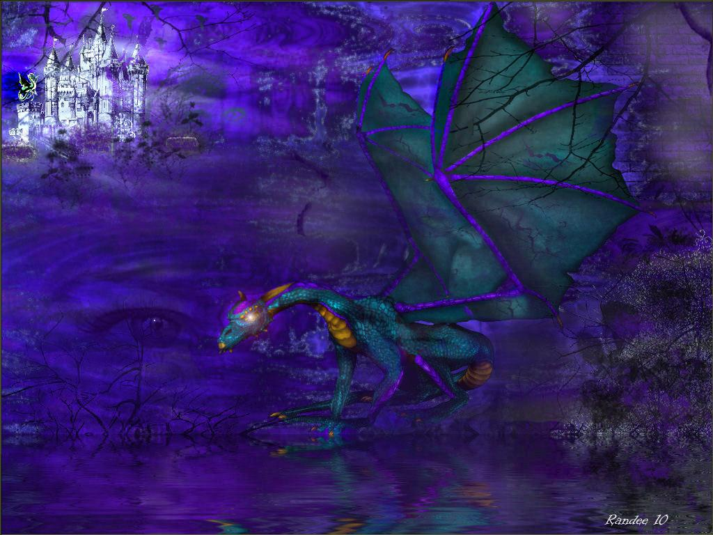 A Dragons Lonesome Memory. by avalonfaayre