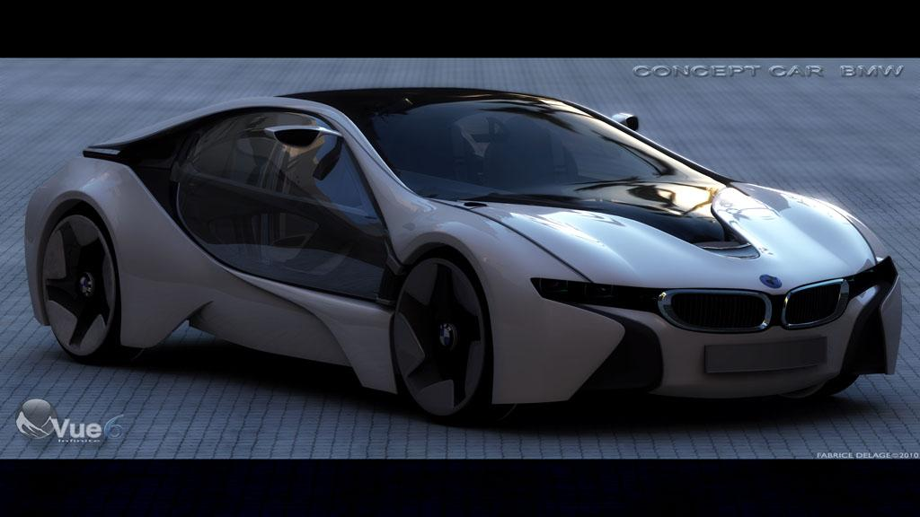 concept car BMW by fabriced