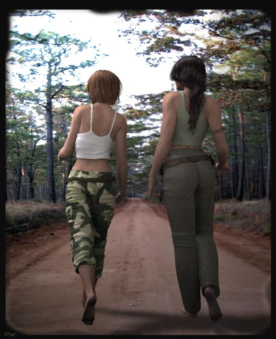 Two Country Girls