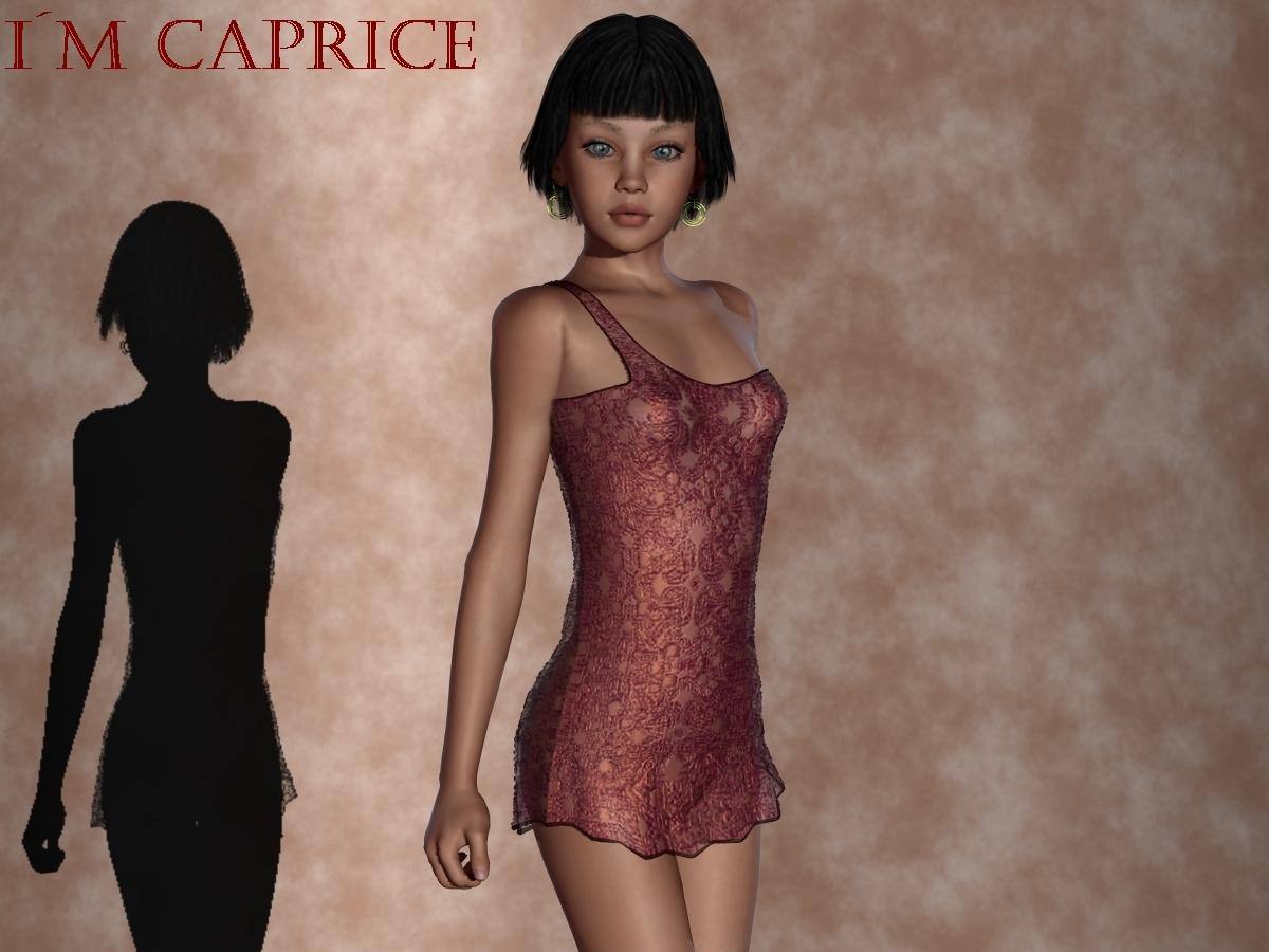 * Caprice * by BlackMouse