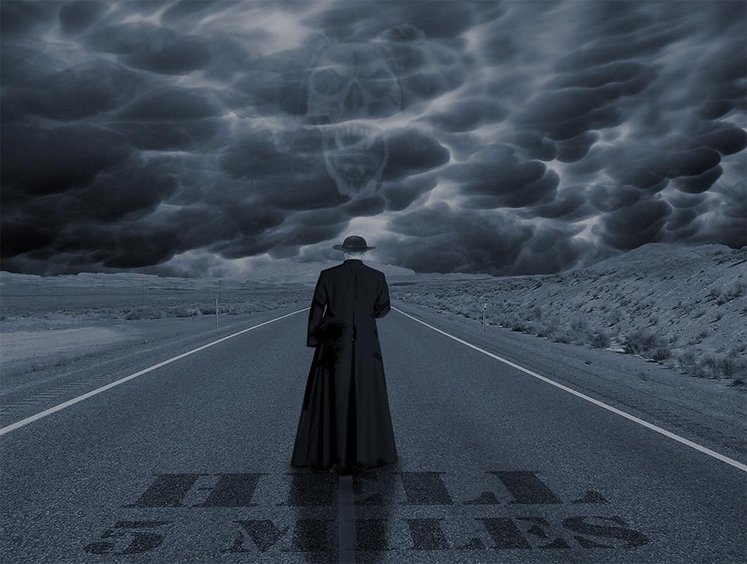 The Road to Hell by devongrrl