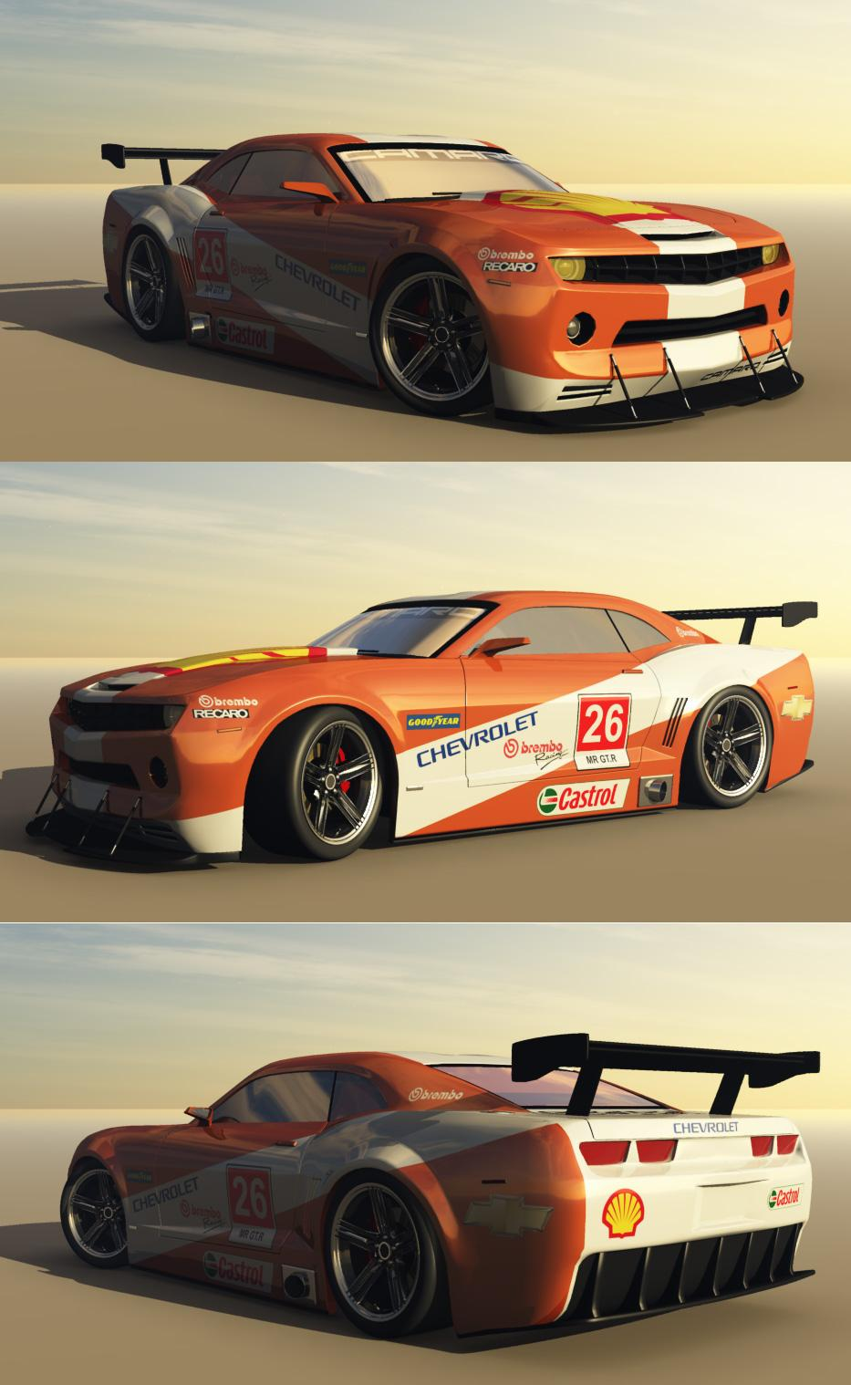 Muscle Car Reborn GT-R by Swidhelm