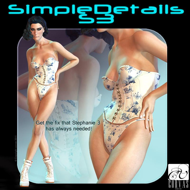 SimpleDetails S3 OUT NOW!!! Fix S3 Arms!!! by corvas