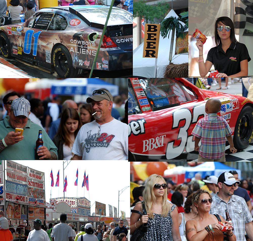 Rednecks and Race Cars by skiwillgee