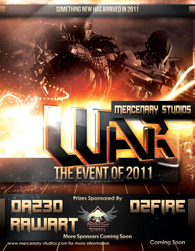 WAR.....The Event by Mestophales