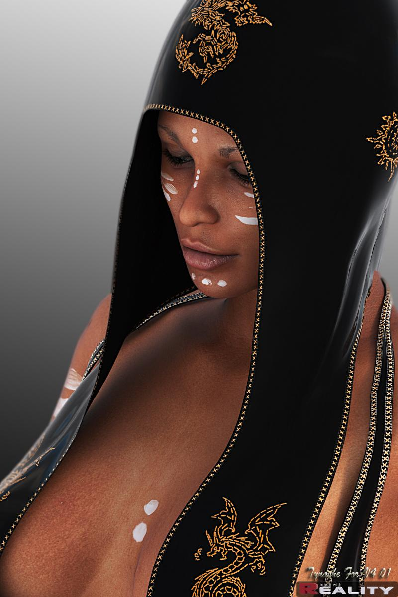 Tynashe - The Exaulted One by JSGraphics