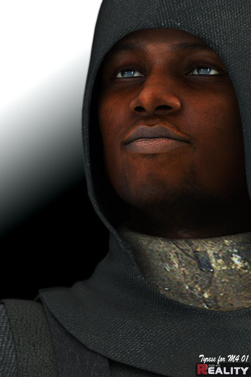 Tyrese - At Peace by JSGraphics