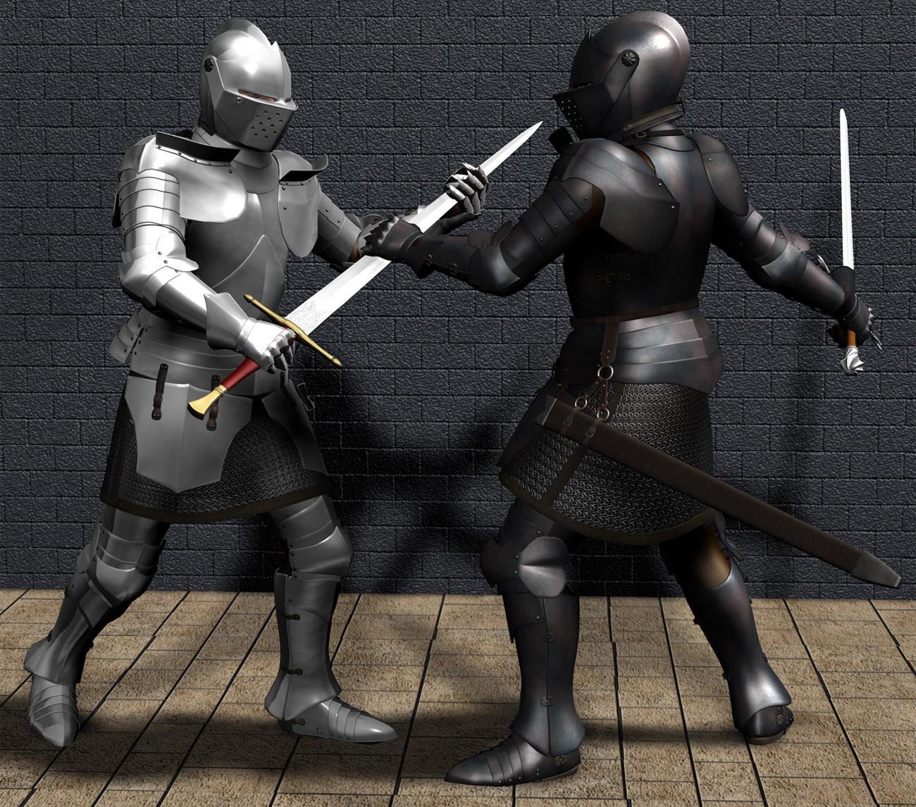 Two Knights