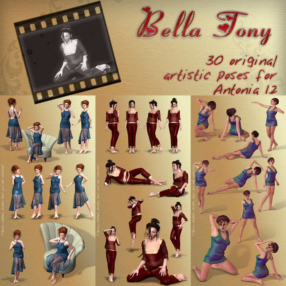 Bella Tony - out now! by tabala