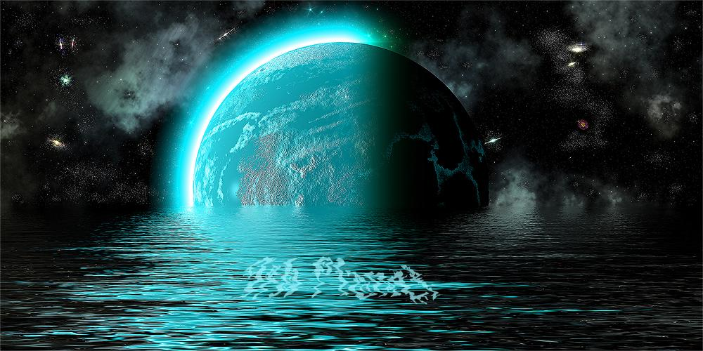 9th Planet by KiDAcE