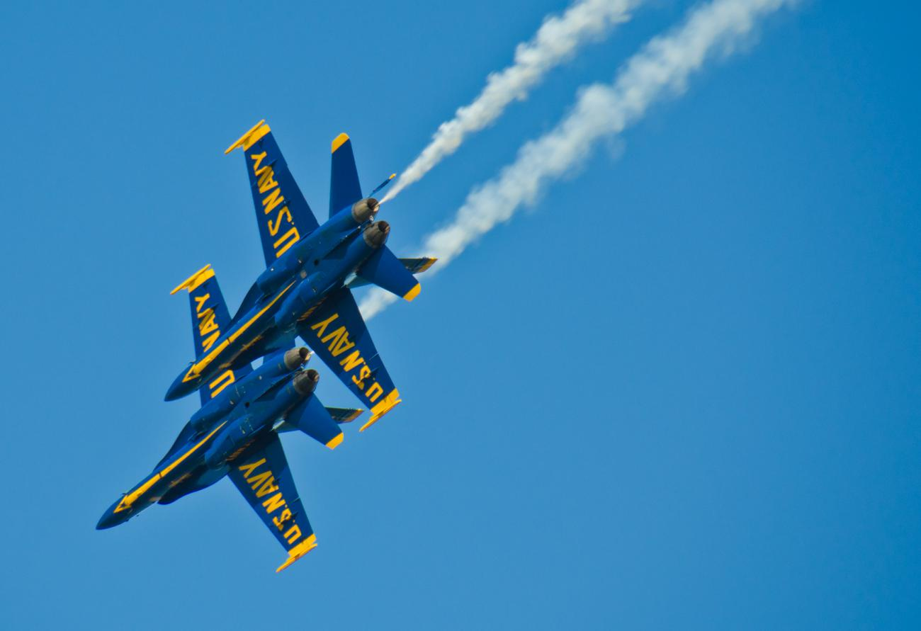 blue angels flyby 1 by lemonjim