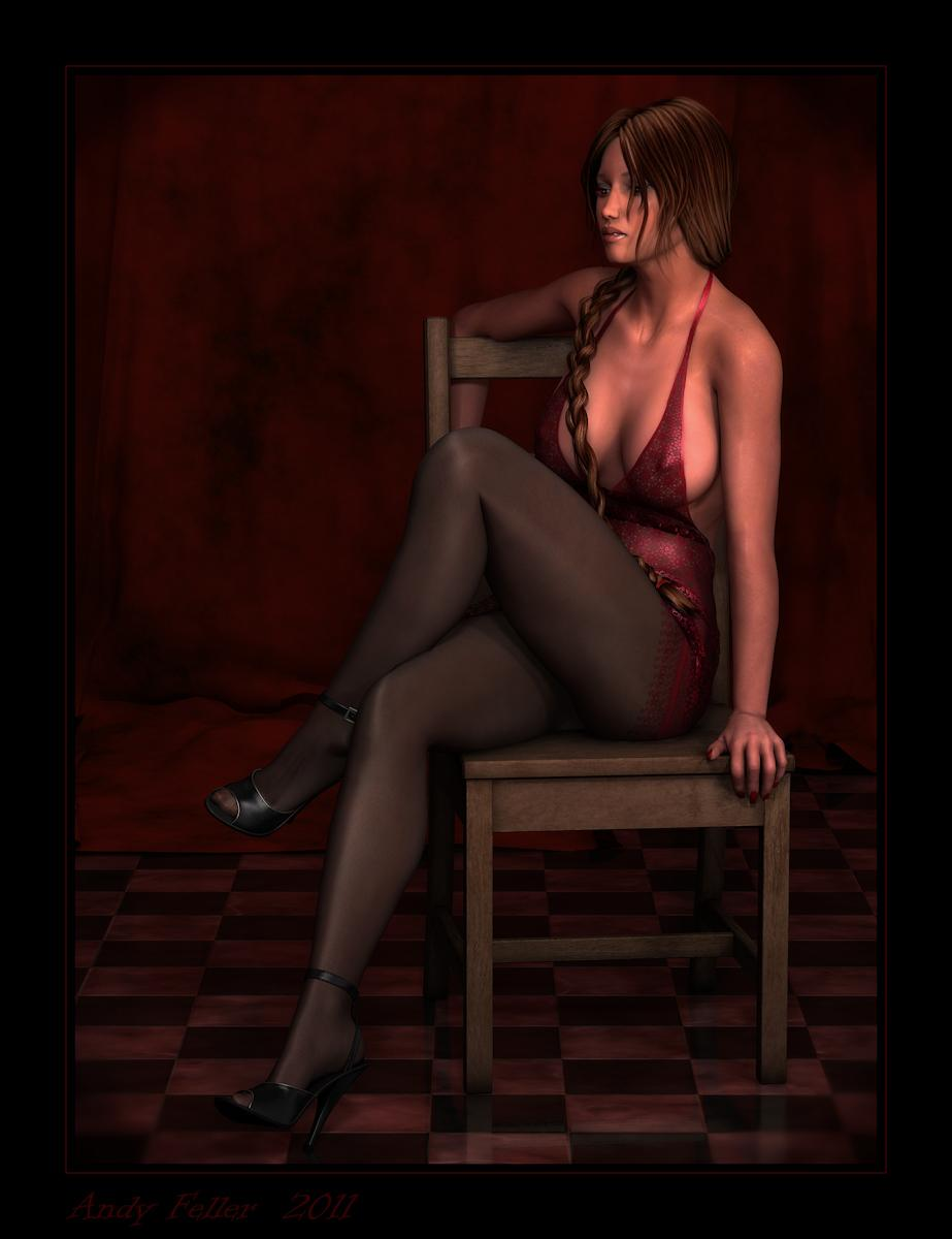 Sensuality III. by andypf