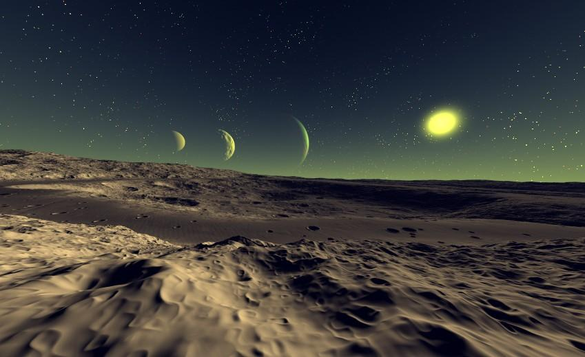 Beyond the moon by 3DMISFIT