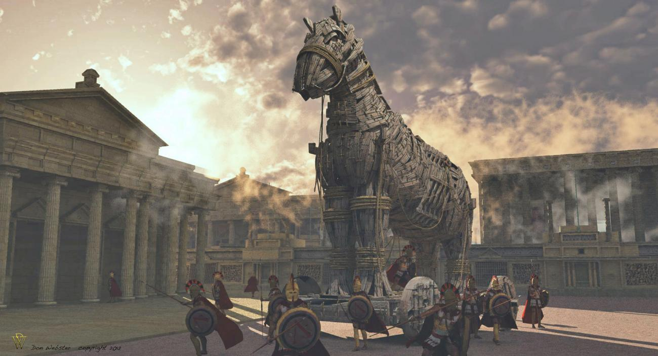 Streets of Troy by London224