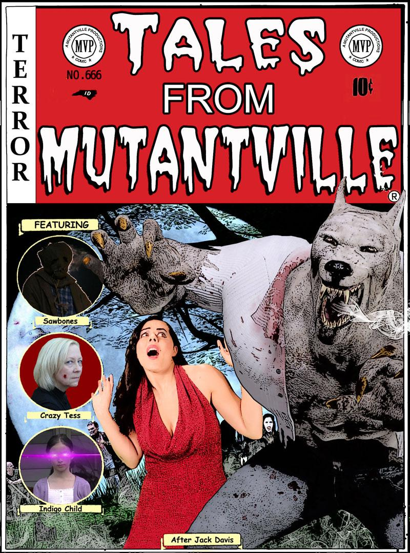 Tales From Mutantville by Disciple3d