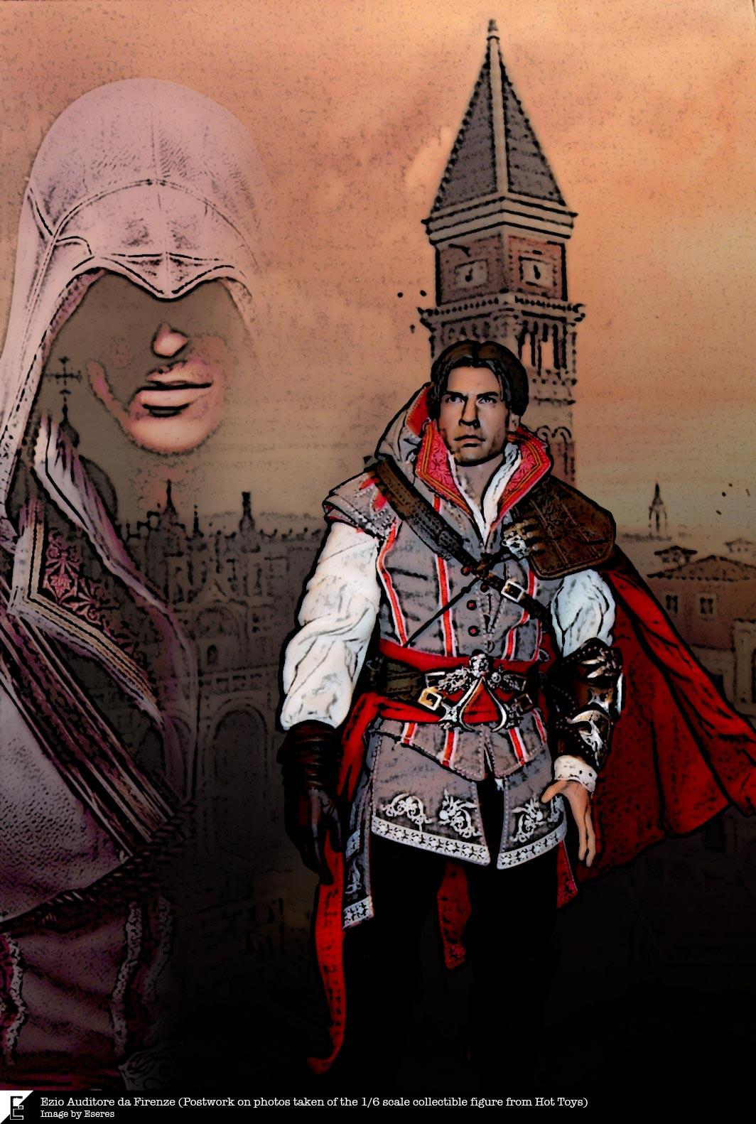 Ezio Auditore Da Firenze by Eseres