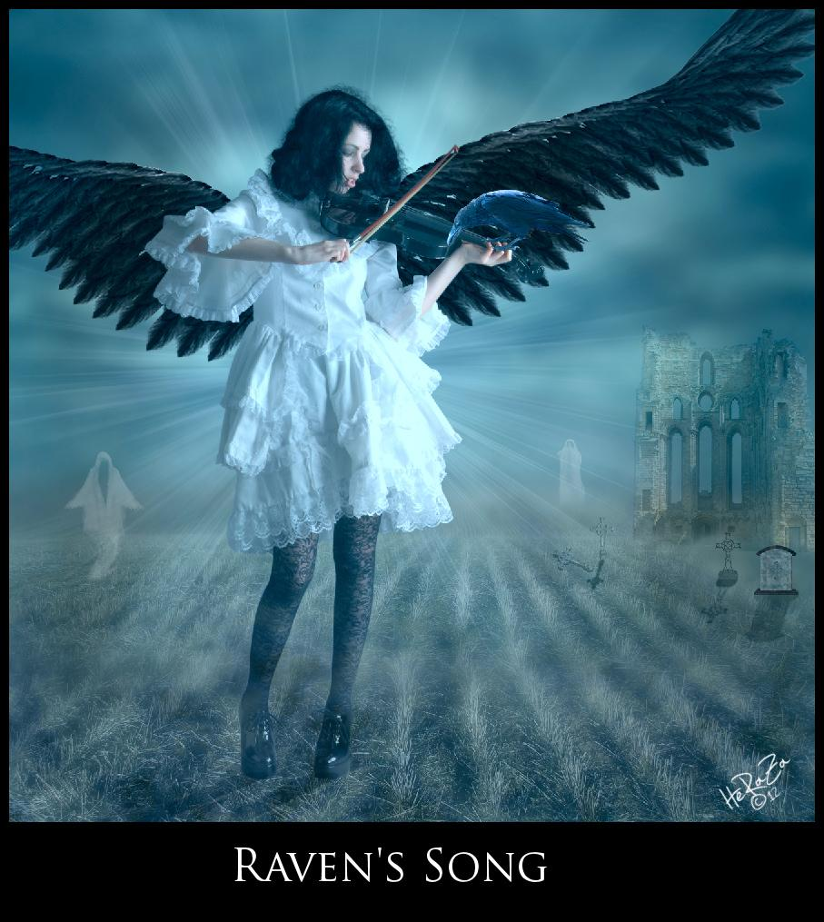 Raven's Song by HeRaZa