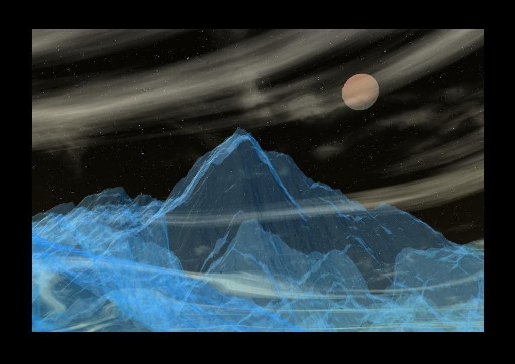 Crystal Mountain by 3DMISFIT