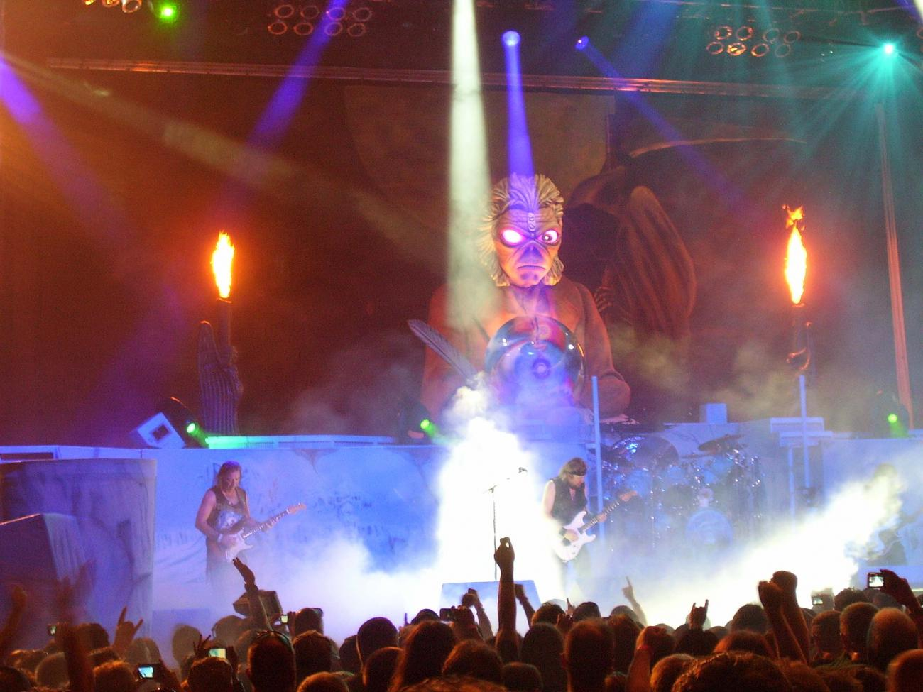 Seventh Son:Dave Murray and Adrian Smith by adorety