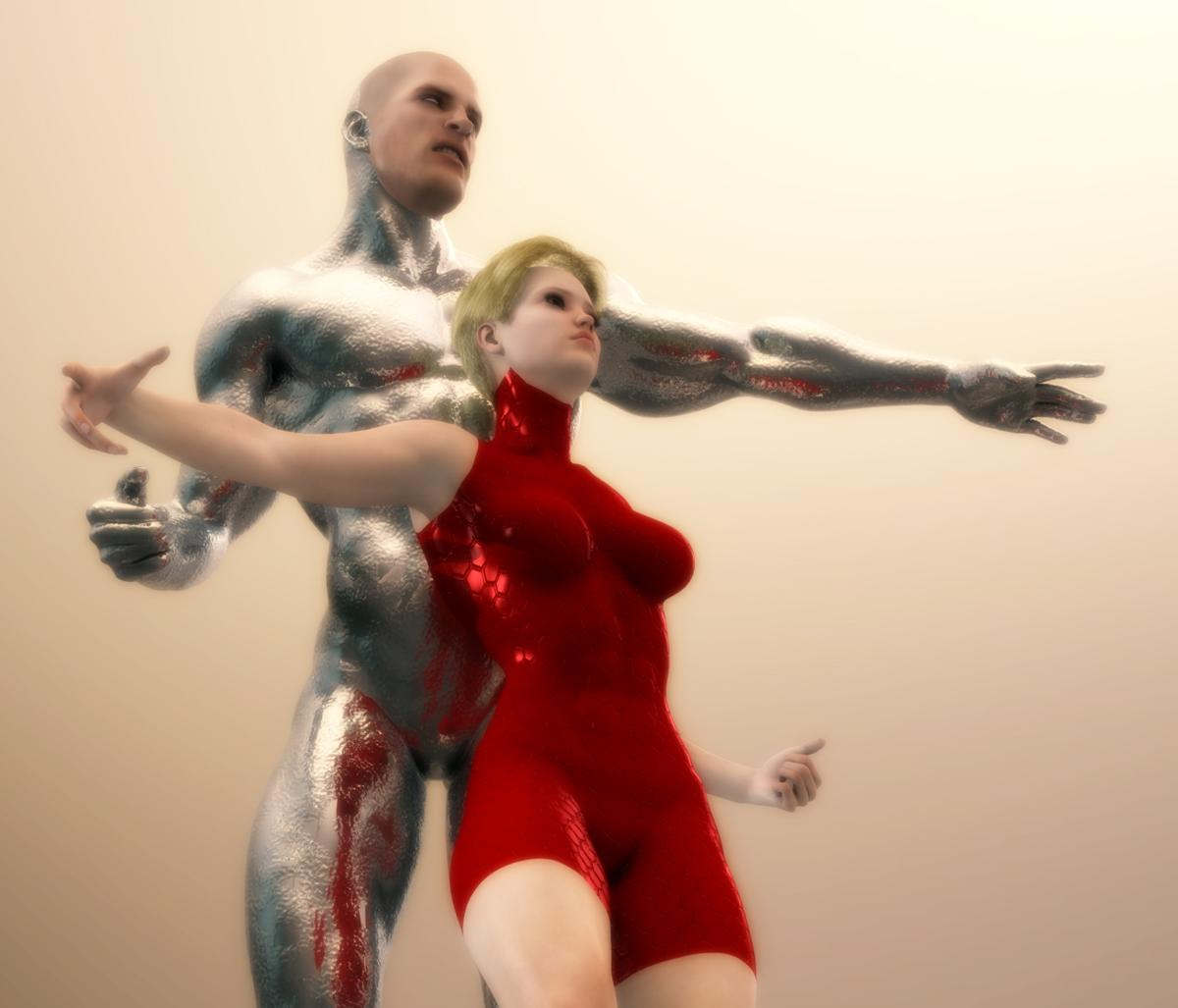 Supers by moviehawke1