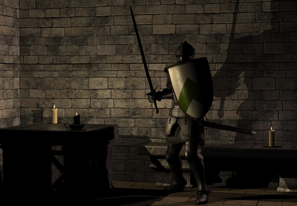 Shadows in the Keep