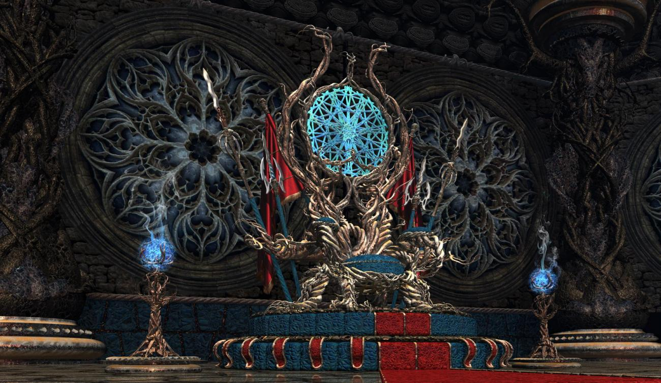 Throne by NickPL