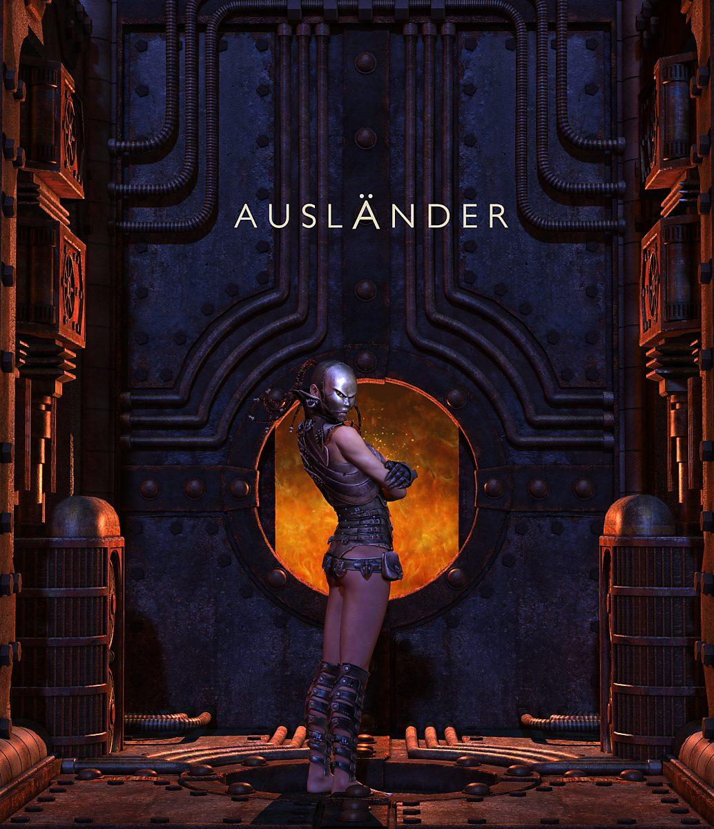 Auslander by Paul Francis