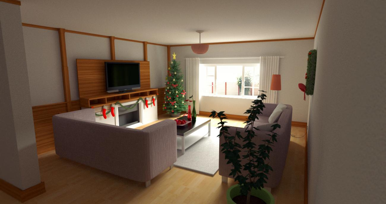 Christmas Lounge by TruForm