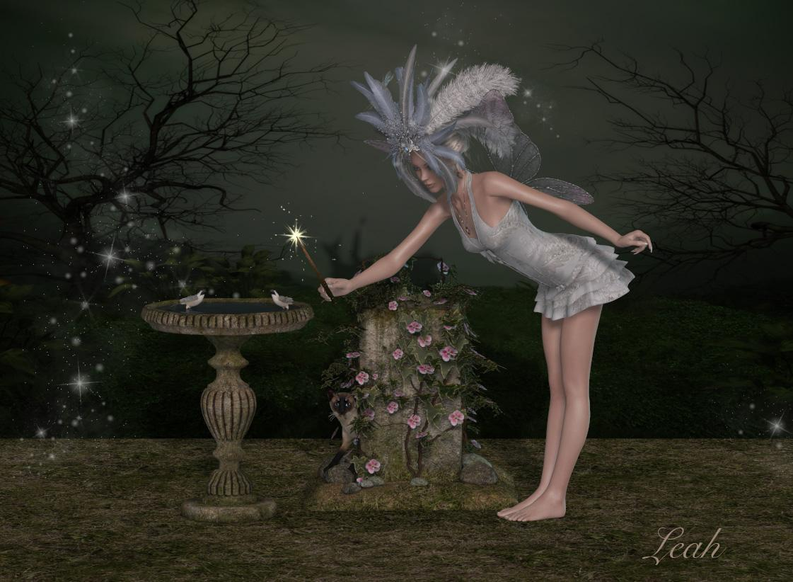 A Fairy for Ilona by Turtle