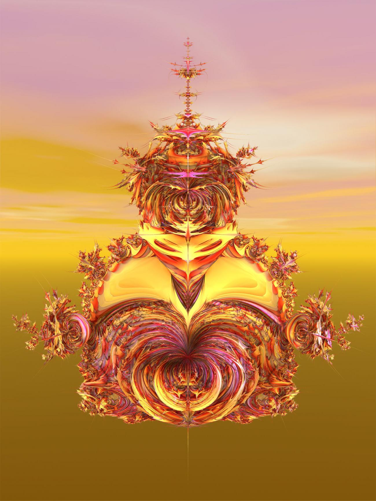 Back to Mandelbrot by Luc2