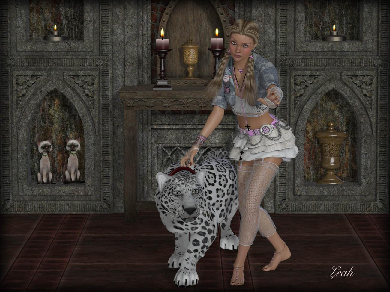 Lady and Panther