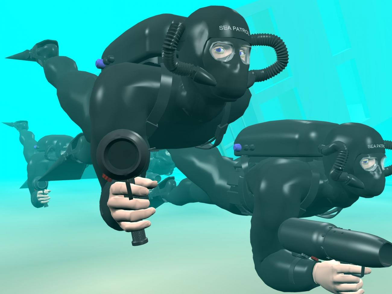 Your last wreck dive by Anthony Appleyard