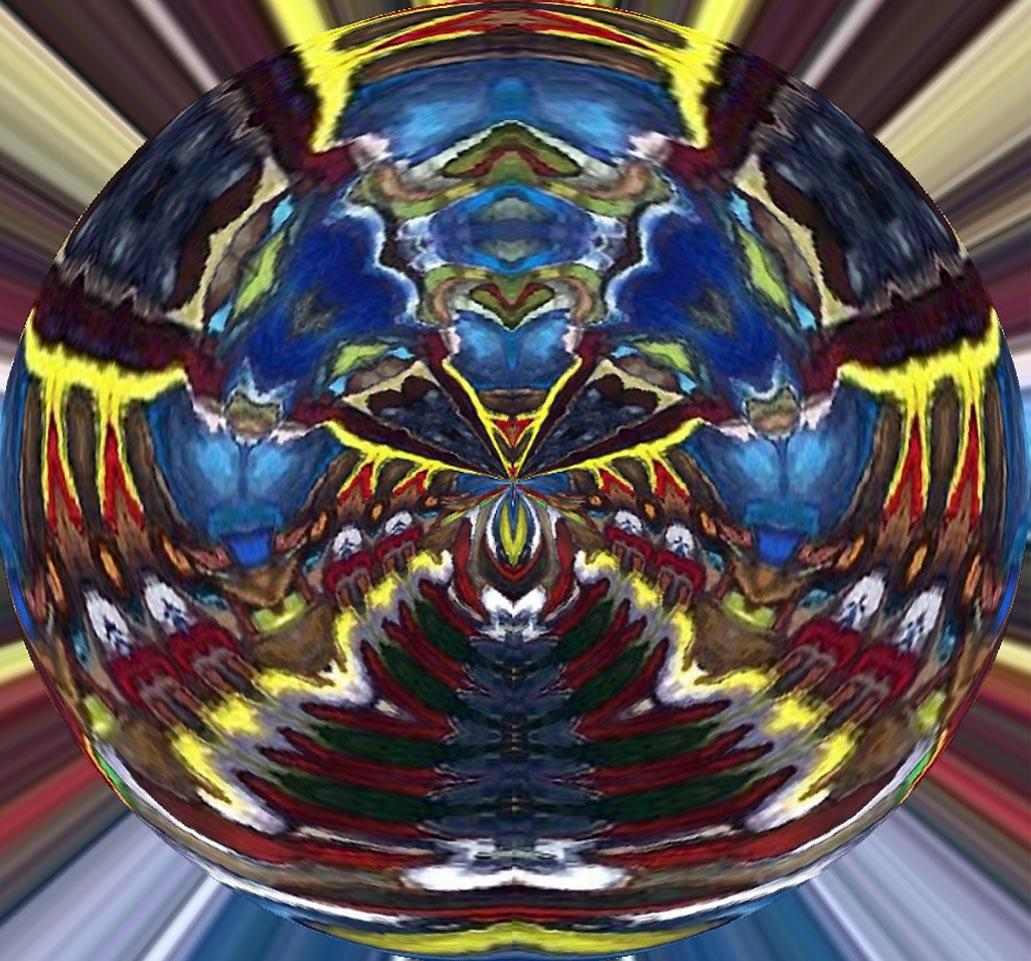 An Evolving Enigma Variation 5 by Jay-el-Jay