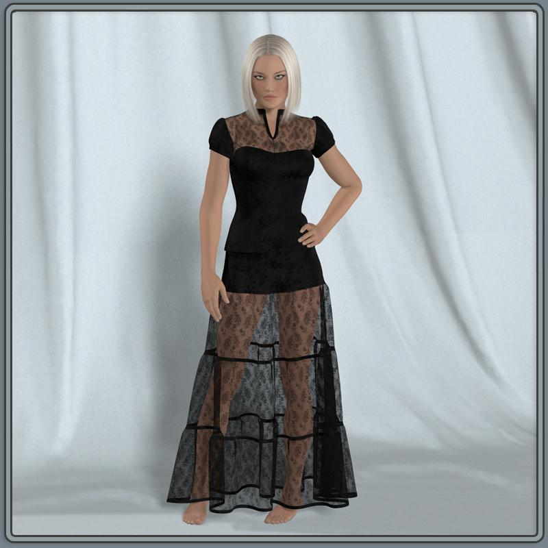 Romantic Elegance for Dawn by Frequency3D