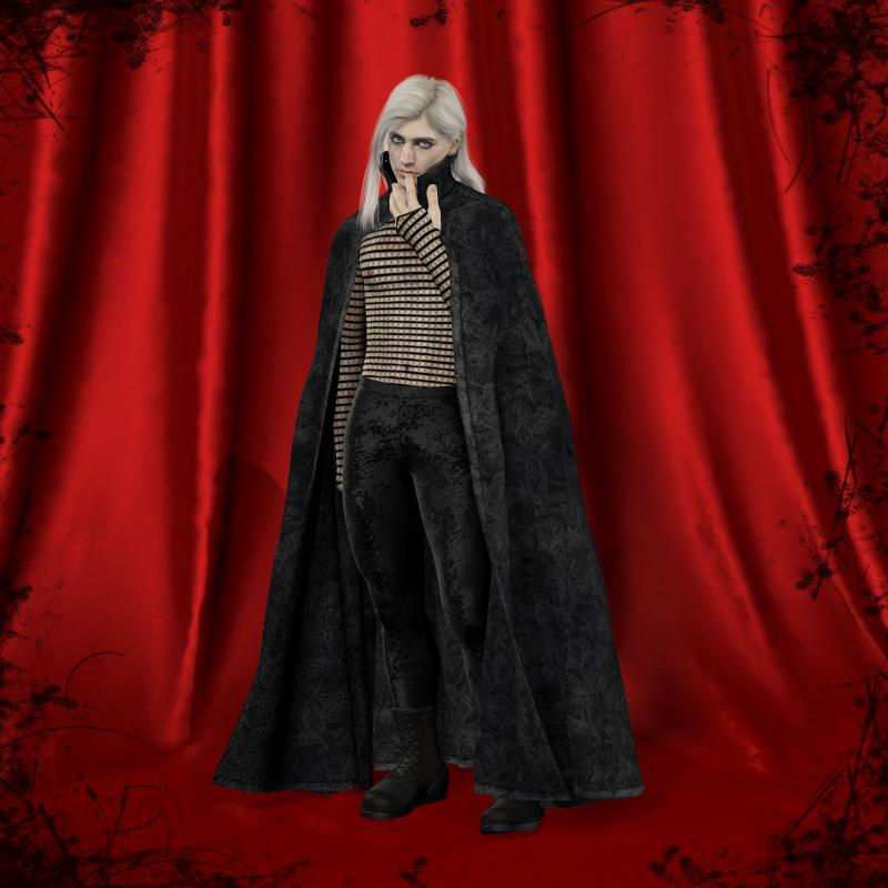 Dynamic Cloak Additional Promo by Frequency3D