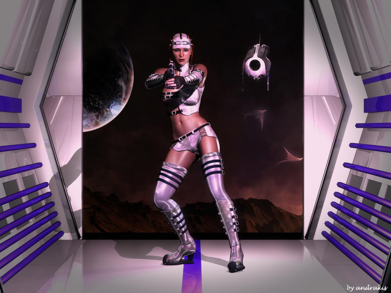 SciFi by andrakis