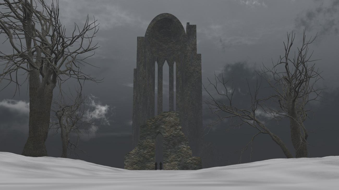 The Remnant Ruins by rustic01