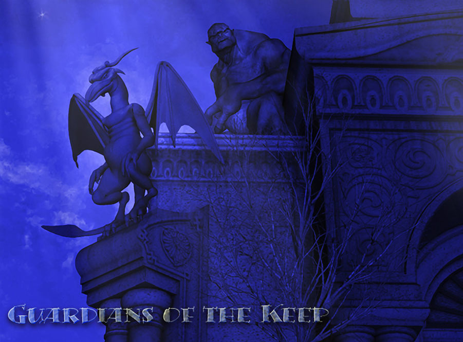 Guardians of the Keep by keener