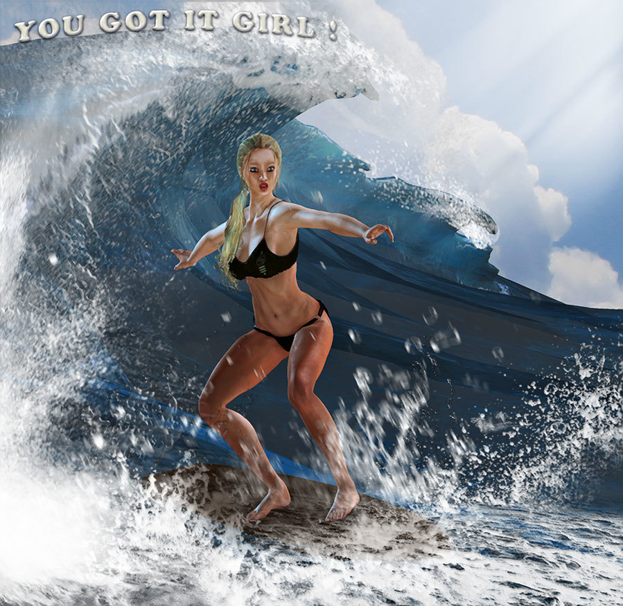 Learning to Surf by keener