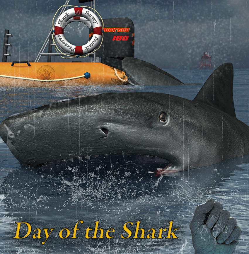 Day Of The Shark by keener