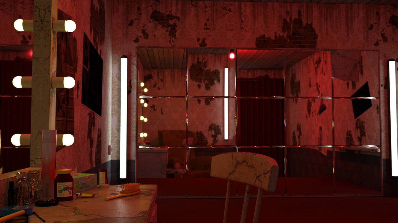 The Red Room by UHF
