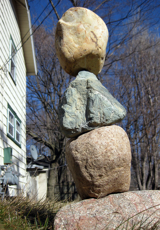 The First Rock-Stack of Spring! by NefariousDrO